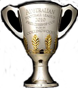 Collingwood 2010 Premiership Cup